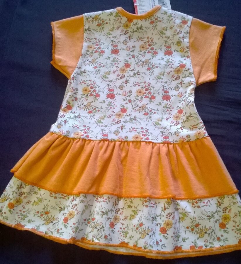 Zīdaiņu kleita