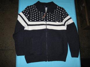 Džemperis ar rāvējslēdzēju