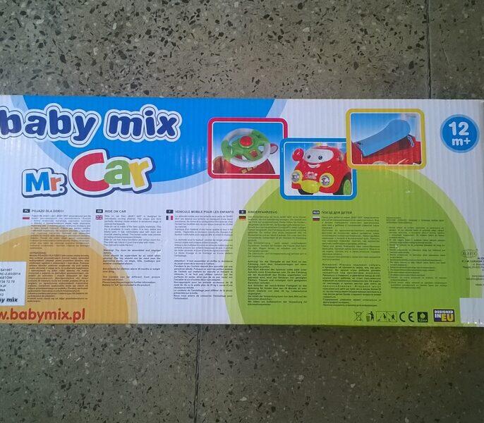 """Mašina """" Baby mix """" Mr.Car."""